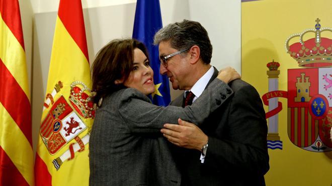 El Gobierno ofrece a la Generalitat diálogo, entendimiento y consenso dentro del marco constitucional