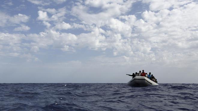 Fallecen 4.655 refugiados en el Mediterráneo en 2016