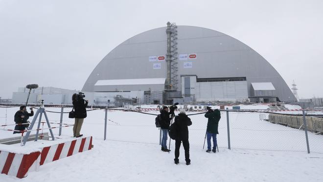 Chernóbil deja de ser un peligro