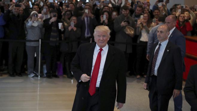 Trump aún busca a su jefe de diplomacia