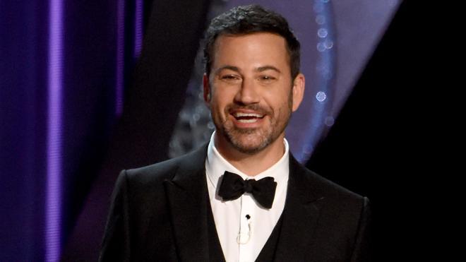 El cómico Jimmy Kimmel presentará los Oscar
