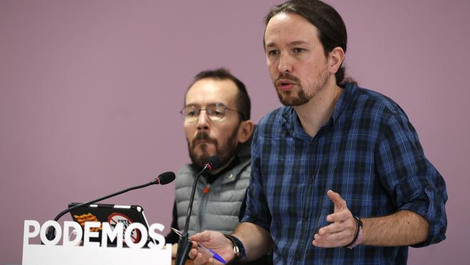 Iglesias avisa de que tiene fuerza para impulsar un referéndum constitucional