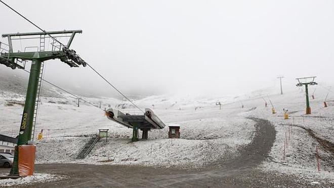 El uso turístico, la alternativa al esquí
