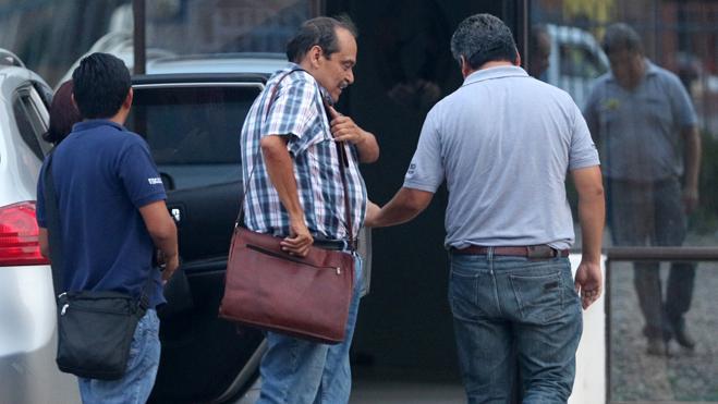 Detenido en Bolivia el director general de Lamia, la aerolínea del Chapecoense