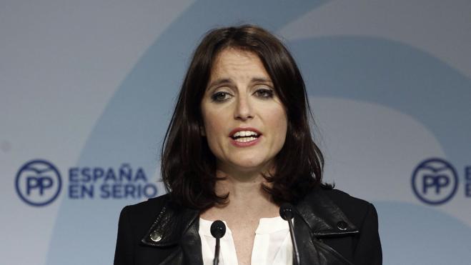 Andrea Levy: «El Congreso del PP va a ser de ideas y proyecto político, no de nombres»