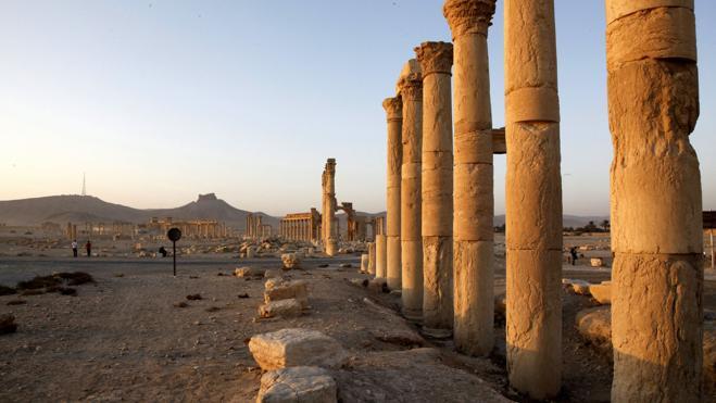 El Daesh asegura haber recuperado el castillo de Palmira