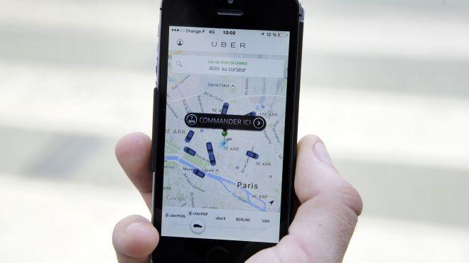 Uber elige Madrid para estrenar su servicio con Tesla