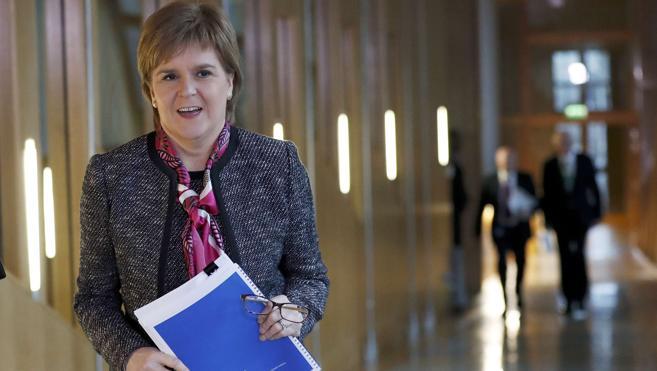 Escocia revela un plan para permanecer en el mercado único europeo después del 'Brexit'