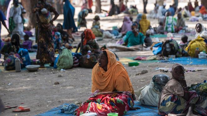 Nigeria asegura haber rescatado a 1.880 civiles de manos de Boko Haram