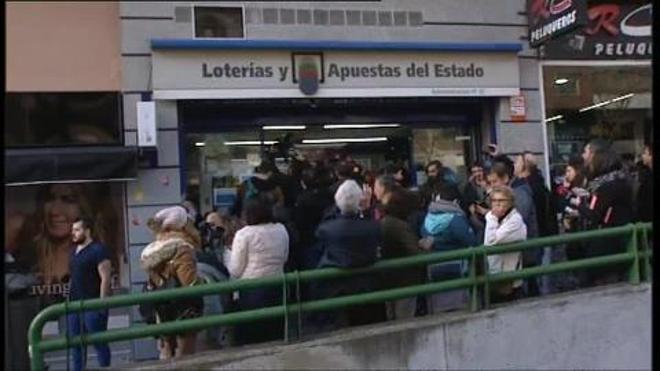 El gerente del PSOE retira la denuncia después de aparecer el décimo premiado
