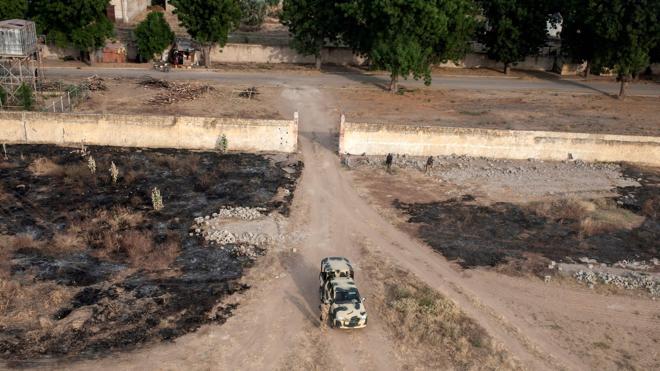Nigeria anuncia la toma del santuario de Boko Haram