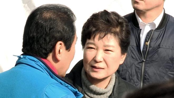 Diputados críticos con la presidenta surcoreana crean un nuevo partido