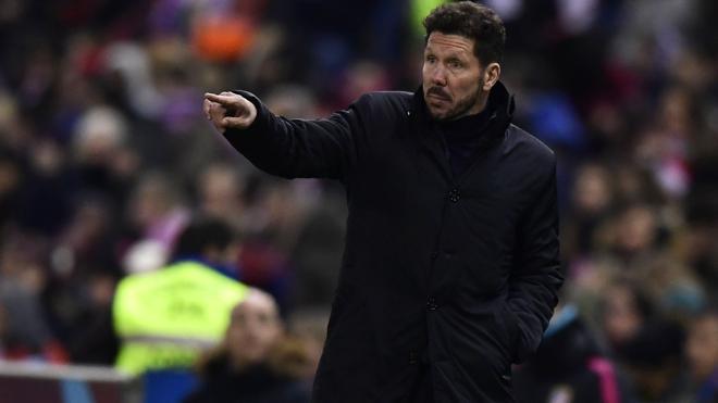 Simeone, nombrado mejor entrenador del mundo en 2016