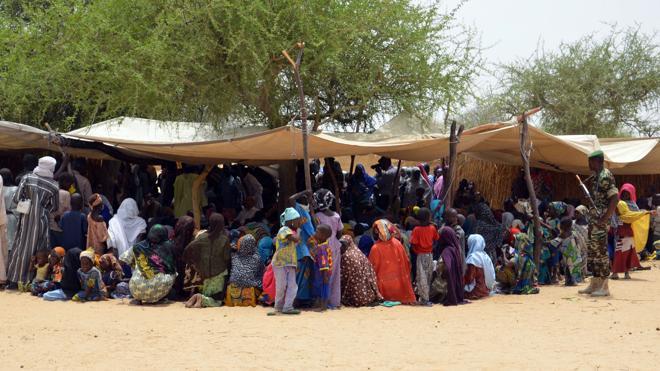 Decenas de miembros de Boko Haram se entregan en el sur de Níger