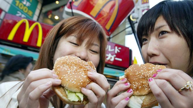 McDonald's estudia vender su negocio en China