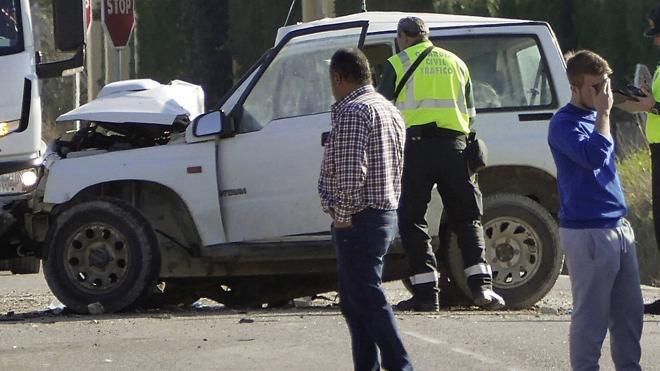 Cuatro personas fallecen en las carreteras españolas el fin de semana