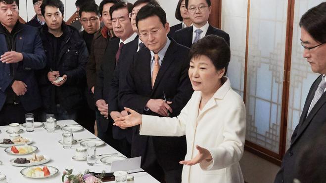 Park no acude a la primera sesión en el Constitucional para decidir su futuro