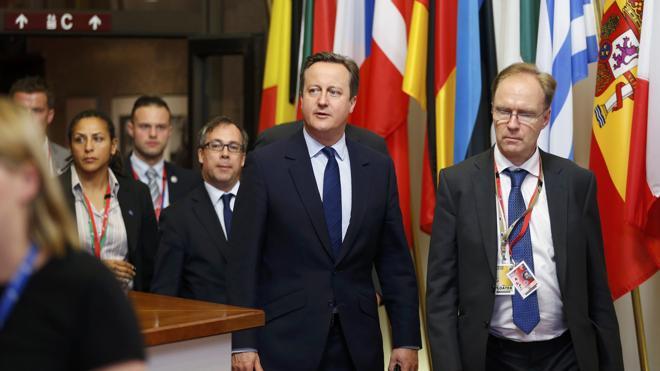 El embajador británico ante la UE dimite tres meses antes de la negociación del Brexit