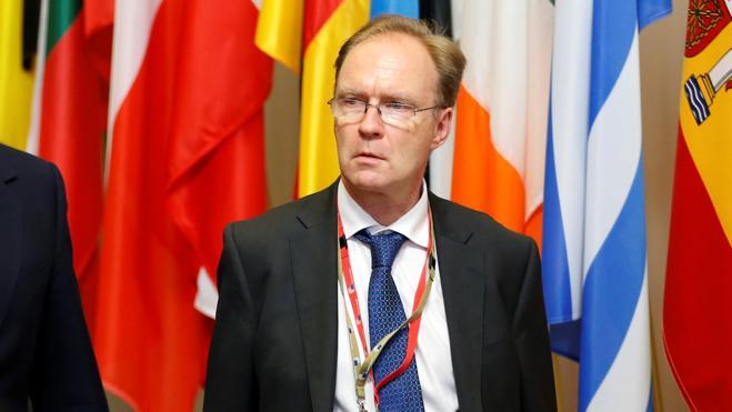 Bruselas «lamenta la pérdida» del embajador británico ante la Unión Europea