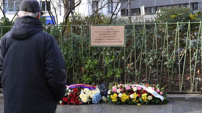 París ya recuerda los atentados de enero de 2015