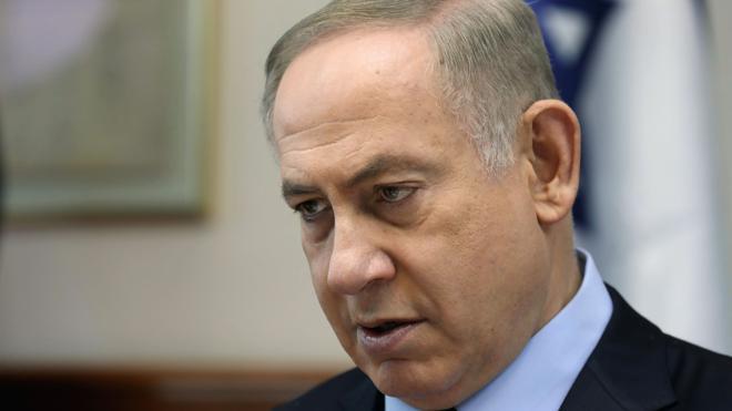 La Policía israelí somete a Netanyahu a cinco horas de interrogatorio
