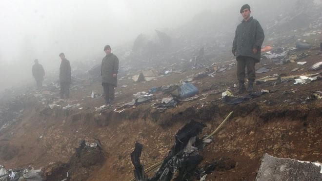 Un mando informó del «alto riesgo» del Yak-42 un mes antes del siniestro