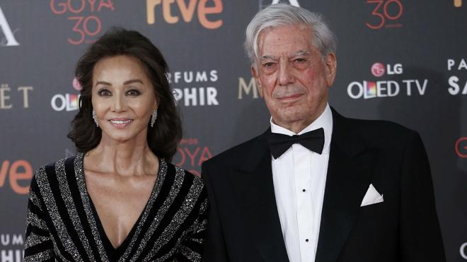 Isabel Preysler y Vargas Llosa se casarán este año