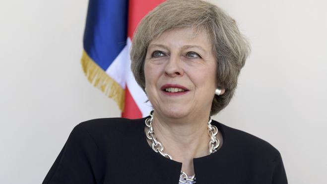 May niega que sea «confusa» la estrategia del Gobierno para el 'brexit'
