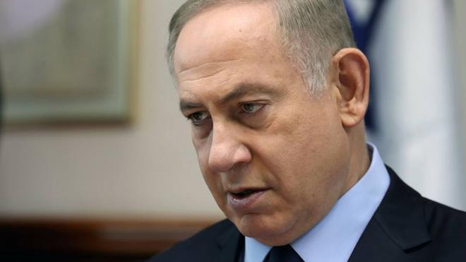 Una grabación muestra a Netanyahu y un empresario intercambiando favores