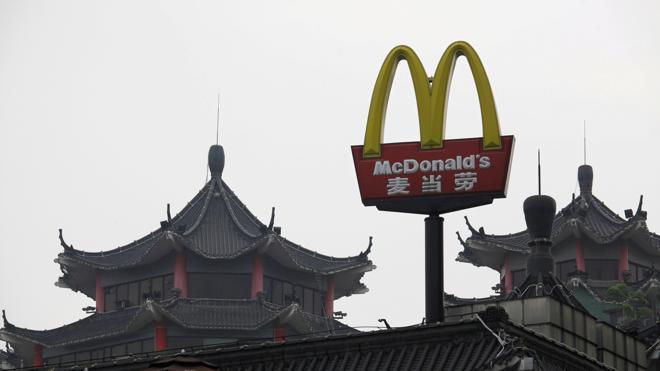 McDonald's vende sus operaciones en China a Carlyle y Citic por 2.080 millones de dólares
