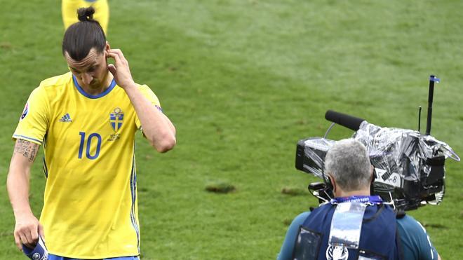 Un entrenador, condenado por insinuar que Ibrahimovic se dopó