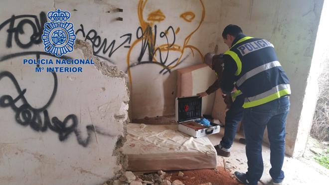 Detenido en Alicante por abusar sexualmente de un menor en relaciones sadomasoquistas