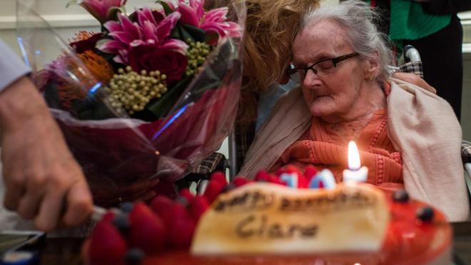 Muere a los 105 años la periodista que dio la primicia de la II Guerra Mundial