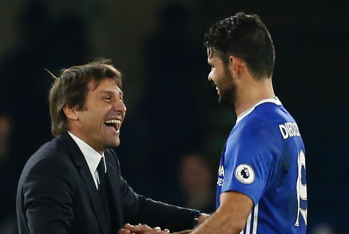 Costa se pica otra vez con Conte y queda fuera de la lista