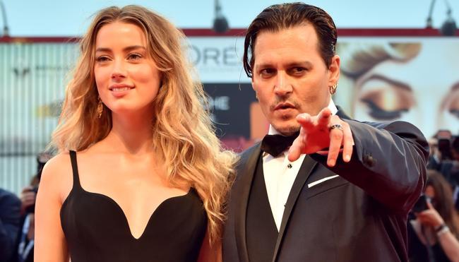 Johnny Depp y Amber Heard cierran su amargo divorcio