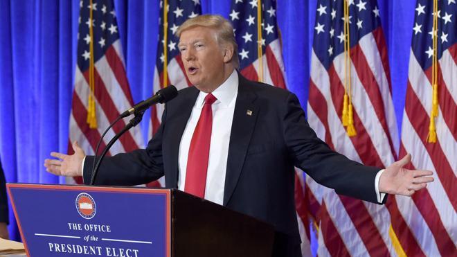Trump, 'Brexit' y elecciones, las palabras más tuiteadas por los asistentes al Foro de Davos