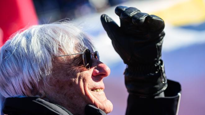 Bernie Ecclestone, despedido como director ejecutivo de la Fórmula 1