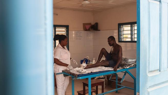 La lepra, la enfermedad que nunca desapareció