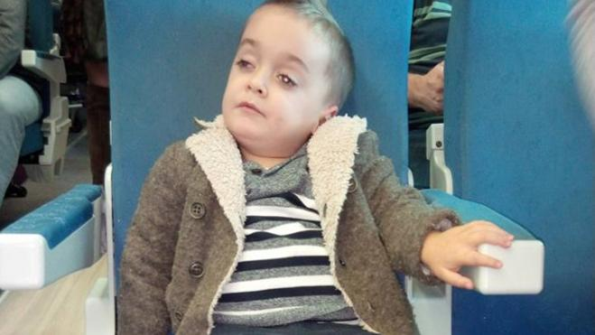 Fallece Sergio Roque, el niño que sufría la enfermedad rara de Tay-Sachs