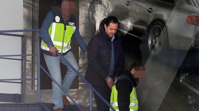 Detenido el yerno del expresidente de la CAM por el asesinato de la viuda de Vicente Sala