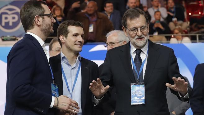Rajoy mantiene al PP en vilo hasta el sábado