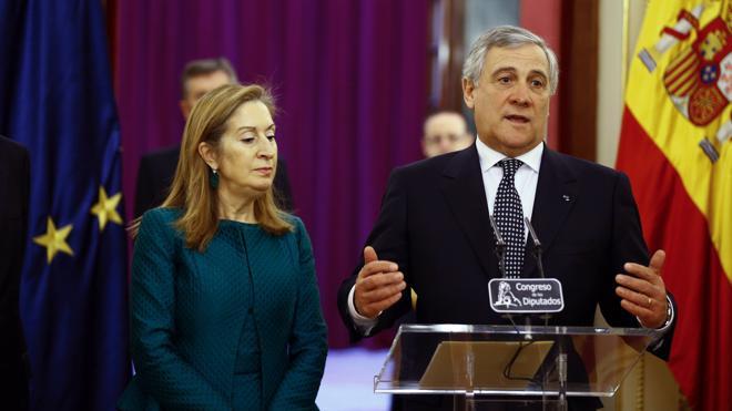 Tajani cree que España «será más importante en la UE» después del 'Brexit'
