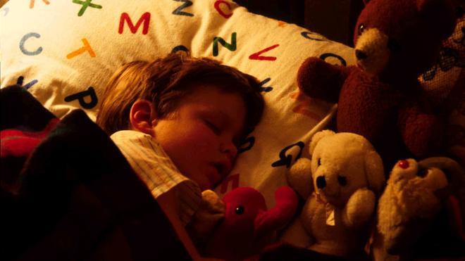 La rutina ayuda a dormir a los niños