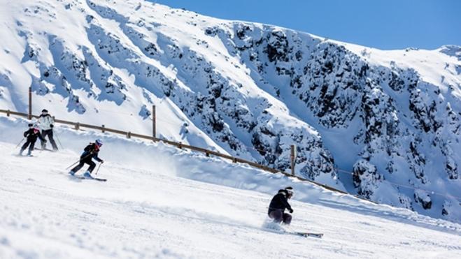 Baqueira, más allá del esquí