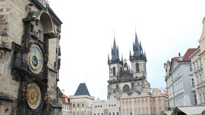 Praga, la perfección hecha ciudad