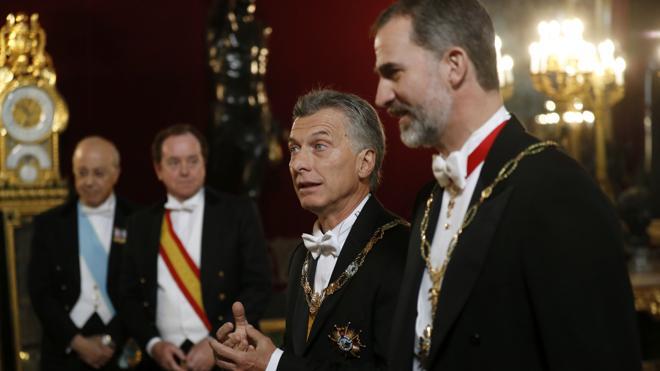 Rajoy y Macri recuperan la confianza bilateral e impulsarán un acuerdo UE-Mercosur
