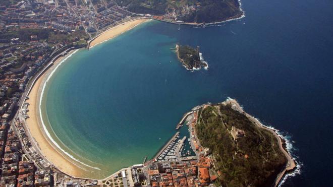 La Concha, la mejor playa de Europa y sexta del mundo