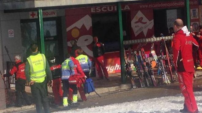 Dos montañeros mueren en un accidente en Valdezcaray