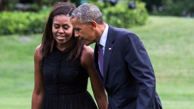 Los Obama publicarán dos libros por separado sobre la Casa Blanca