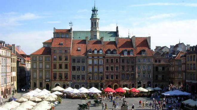Varsovia, una capital vibrante y con mucha vida